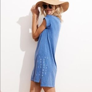Sundry Live by the Sun ☀️ Love by the Sea 🌊 dress